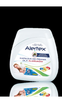 Alertex® WASHING CAPSULES FOR ALLERGIC PEOPLE N28