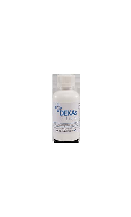 DEKAs® Plus skystis 60ml