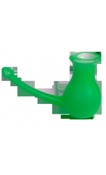 NoseBuddy - Pot for nasal wash (Neti), green